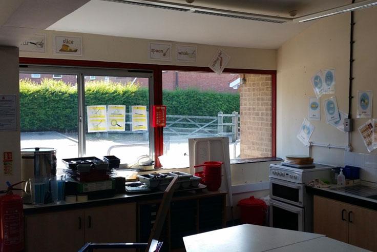 East Hunsbury Primary School Photo
